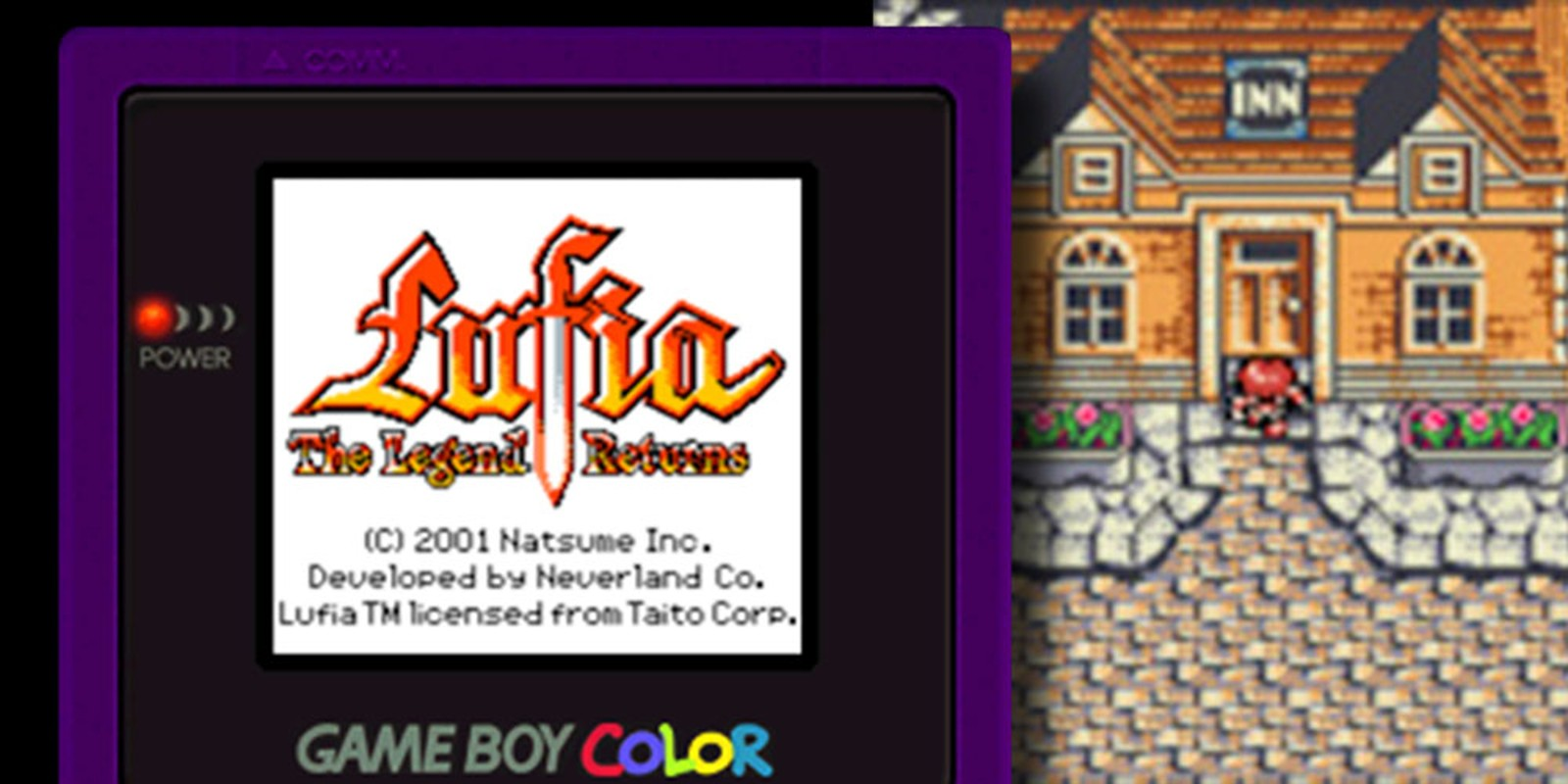 Lufia The Legend Returns Game Boy Color Games Nintendo