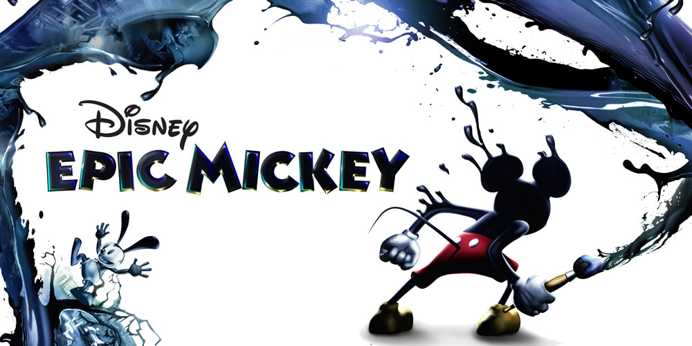 Image result for disney's epic mickey