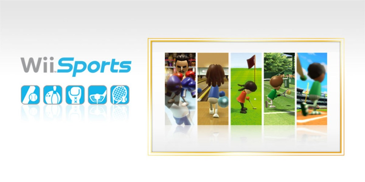 Wii Sports - 5 Video Games Terlaris Sepanjang Masa, Yang Mana Pernah Kamu Mainkan?