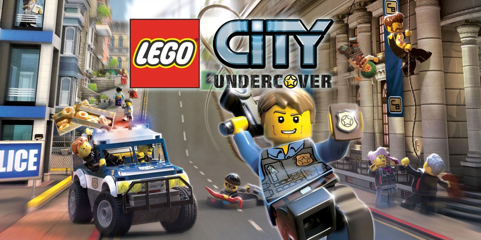 LEGO City Undercover Wii U Jogos Nintendo