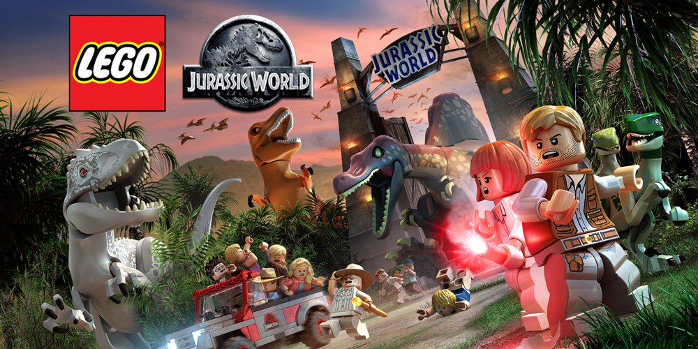 LEGO Jurassic World Wii U Games Nintendo