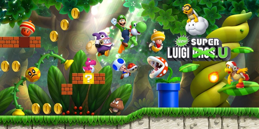 Image result for new super luigi u nintendo.com