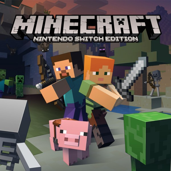 Minecraft  Nintendo Switch Edition   Nintendo Switch   Games   Nintendo Minecraft  Nintendo Switch Edition