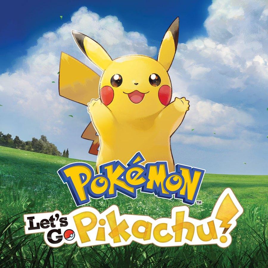 Image result for Let's go pikachu