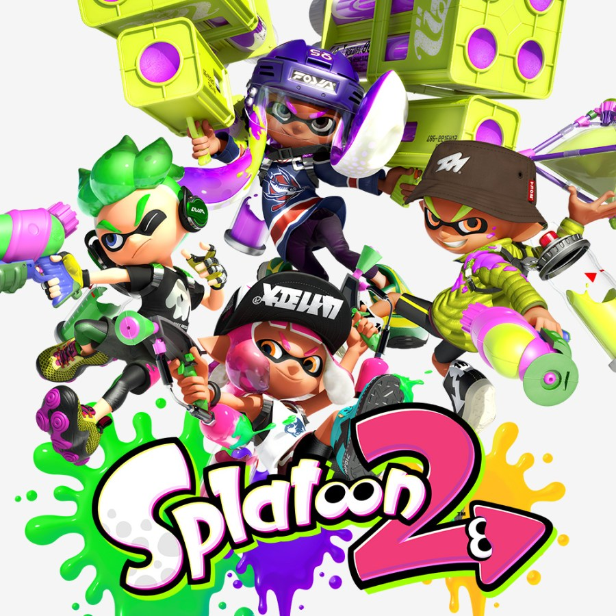 Image result for splatoon