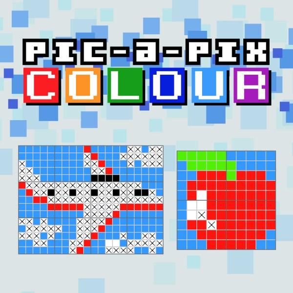 Pic-a-Pix Colour | Wii U download software | Games | Nintendo