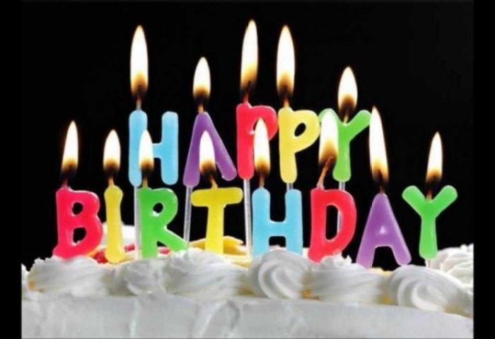 Happy Birthday Font Candle Designer Whiteatcoffee Pinkoi