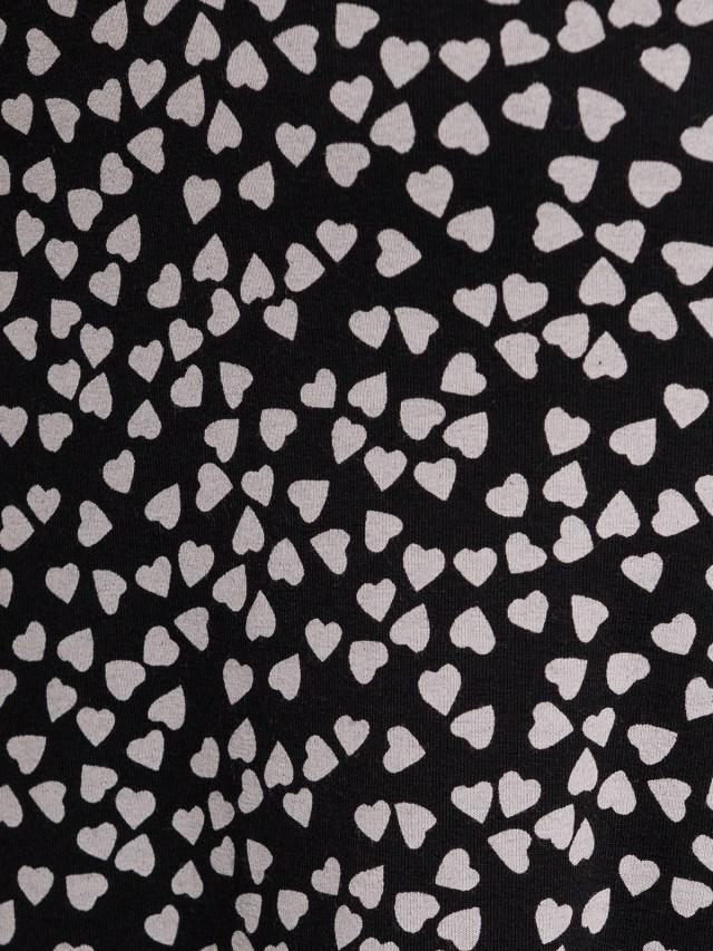 Vive Maria Heartbreaker Skirt Black Allover Bild 4