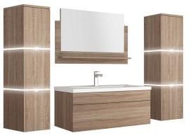 Badezimmermöbel Set Xxl Lutz