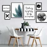 Eine Bilderwand Anbringen Mit Photolini Photolini Bilderrahmen Fotowande Poster Und Geschenke