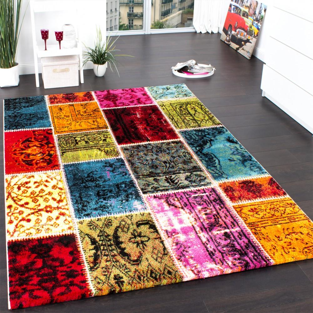 tapis cuisine maison tapis design