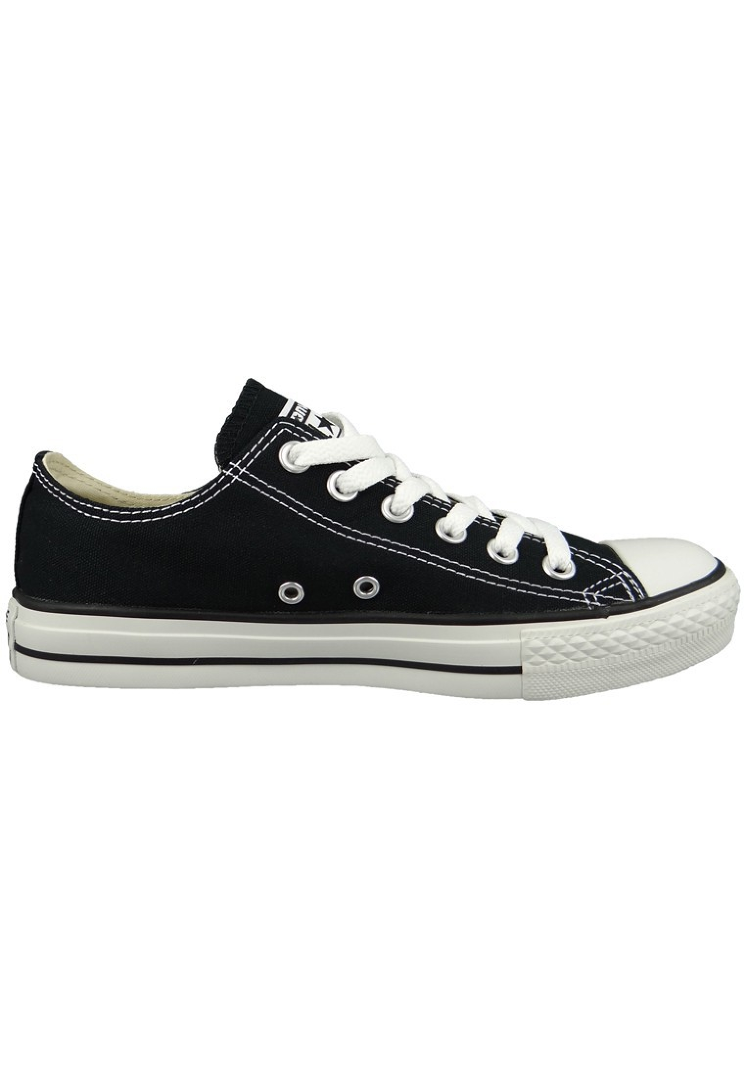 Converse Chucks Schwarz M C Black Ct As Ox Can