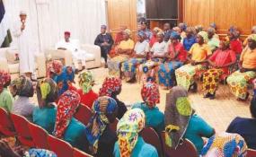 Résultats de recherche d'images pour «The Release of 82 Chibok Girls - Our Position - PDP»