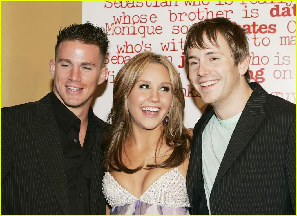 Image result for amanda bynes and channing tatum