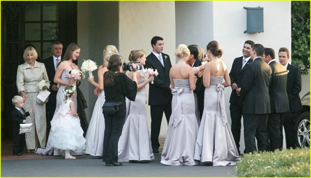 Image result for ben affleck and jennifer garner wedding photos