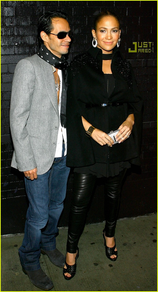 Marc Anthony New Girlfriend Pregnant