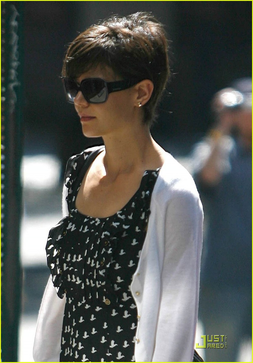 Katie Holmes Is Ready For Rehearsal Photo 1328531