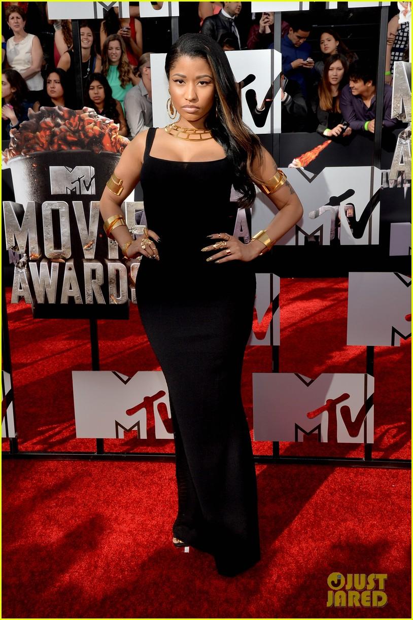nicki minaj mtv movie awards 2014 05