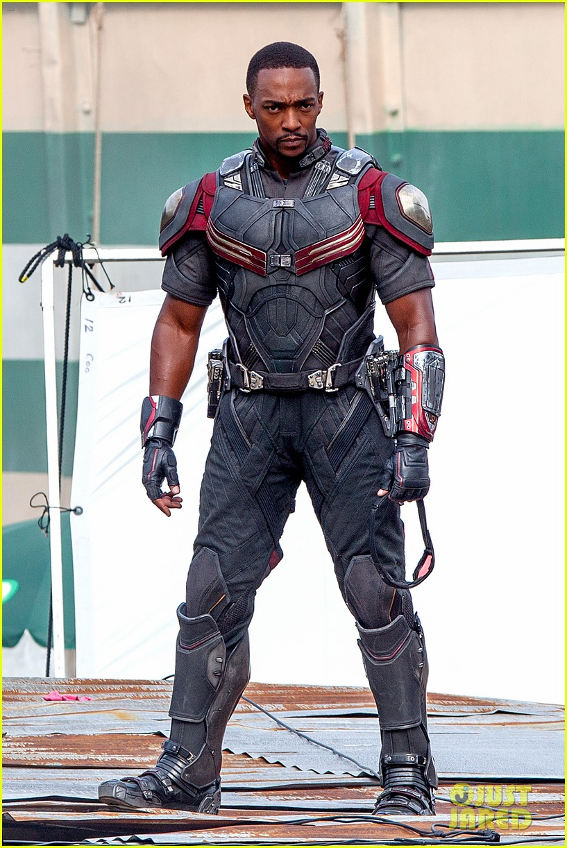 Captain America: Civil War Set Photos & Videos 58