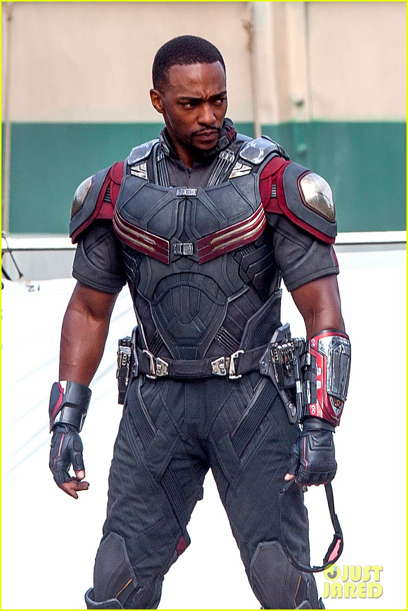 Captain America: Civil War Set Photos & Videos 63