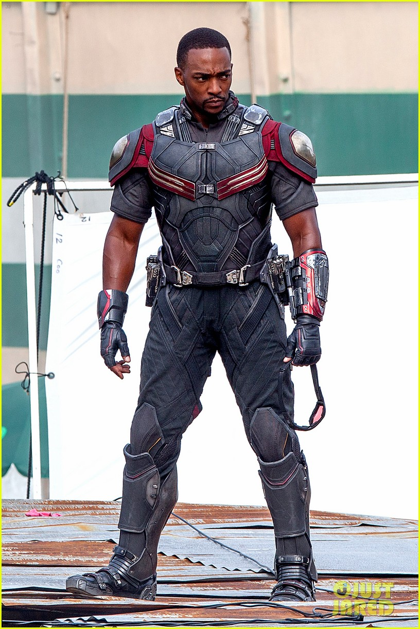 Captain America: Civil War Set Photos & Videos 64