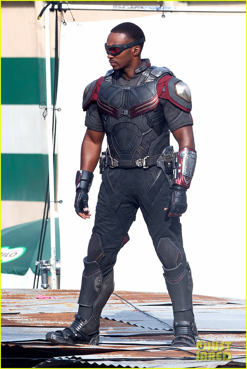 Captain America: Civil War Set Photos & Videos 65