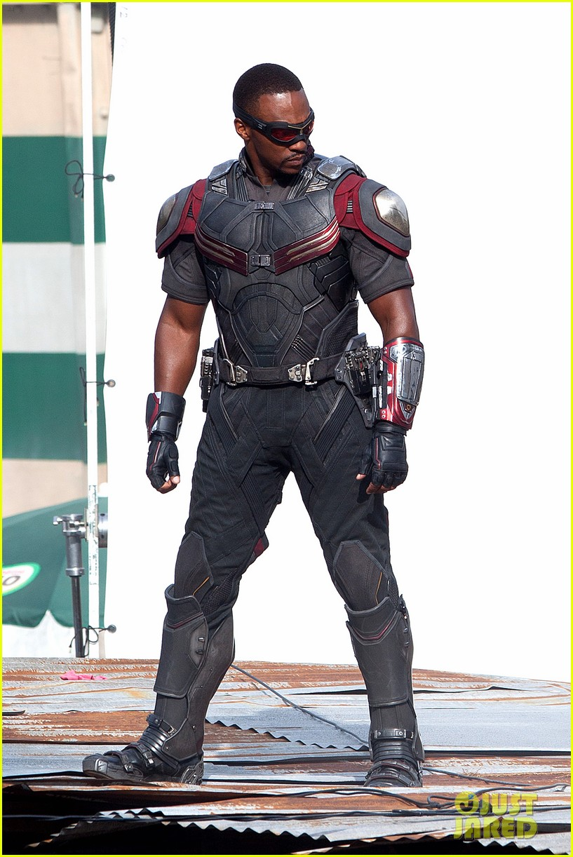 Captain America: Civil War Set Photos & Videos 76