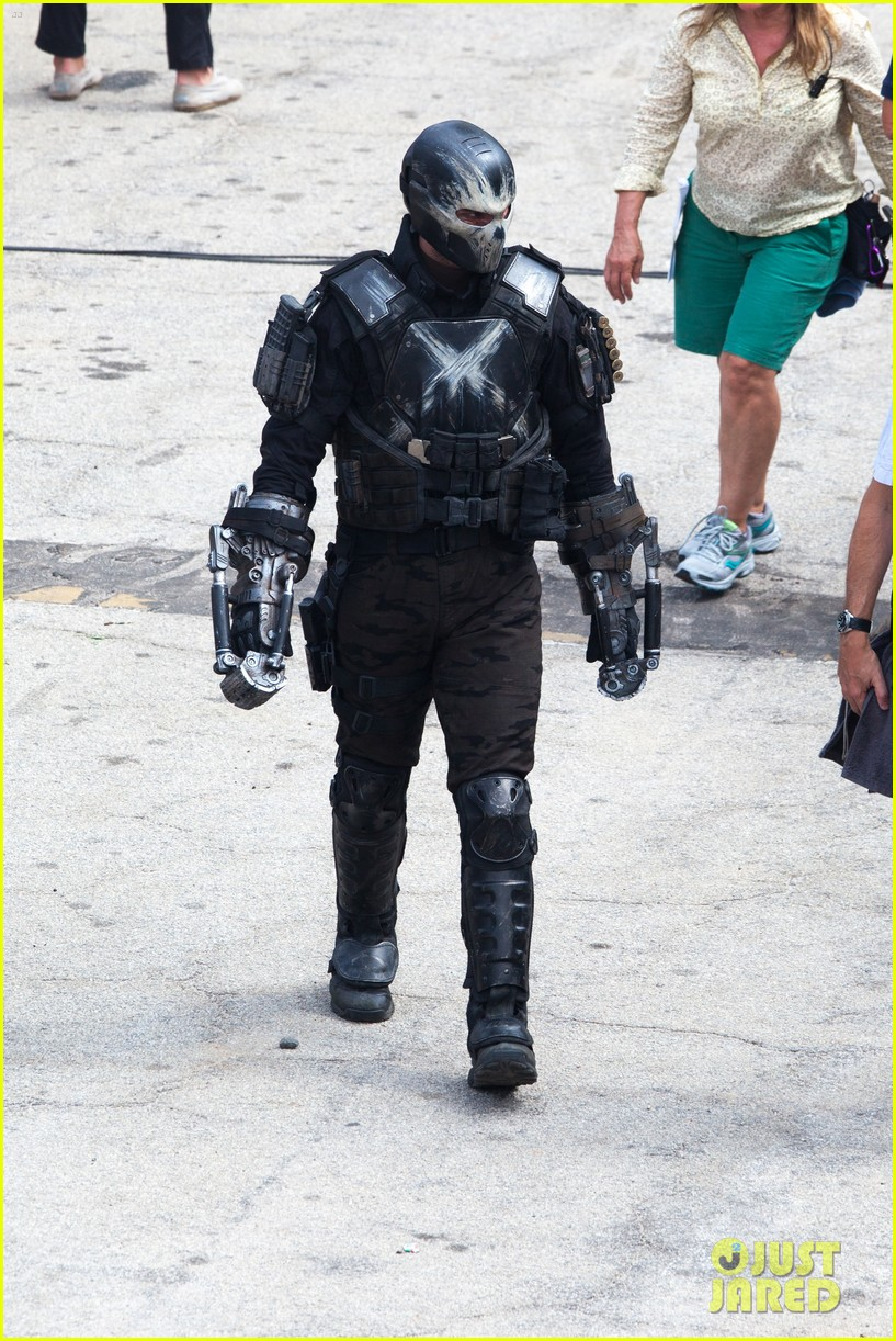 Captain America: Civil War Set Photos & Videos 85