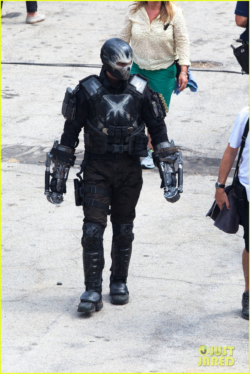 Captain America: Civil War Set Photos & Videos 87