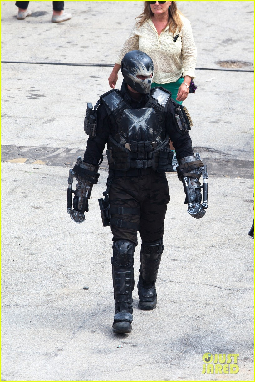 Captain America: Civil War Set Photos & Videos 88