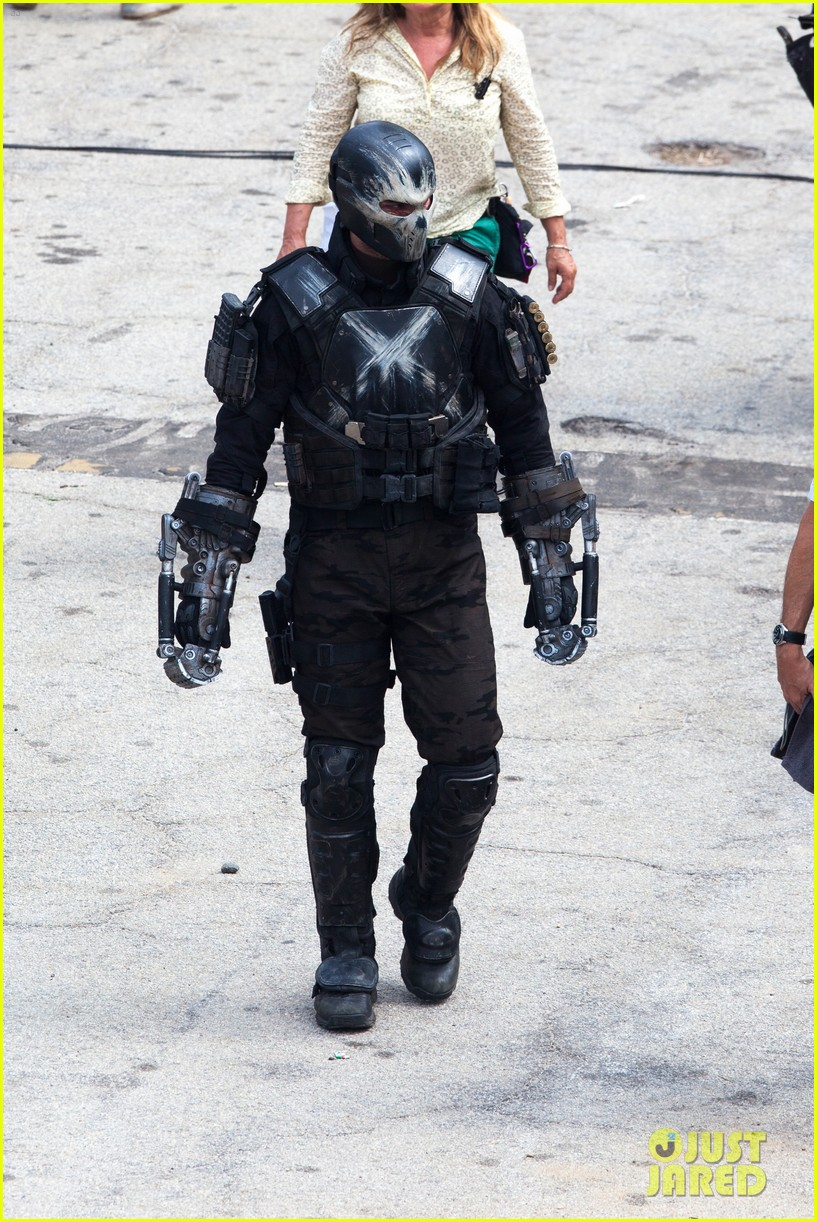Captain America: Civil War Set Photos & Videos 90