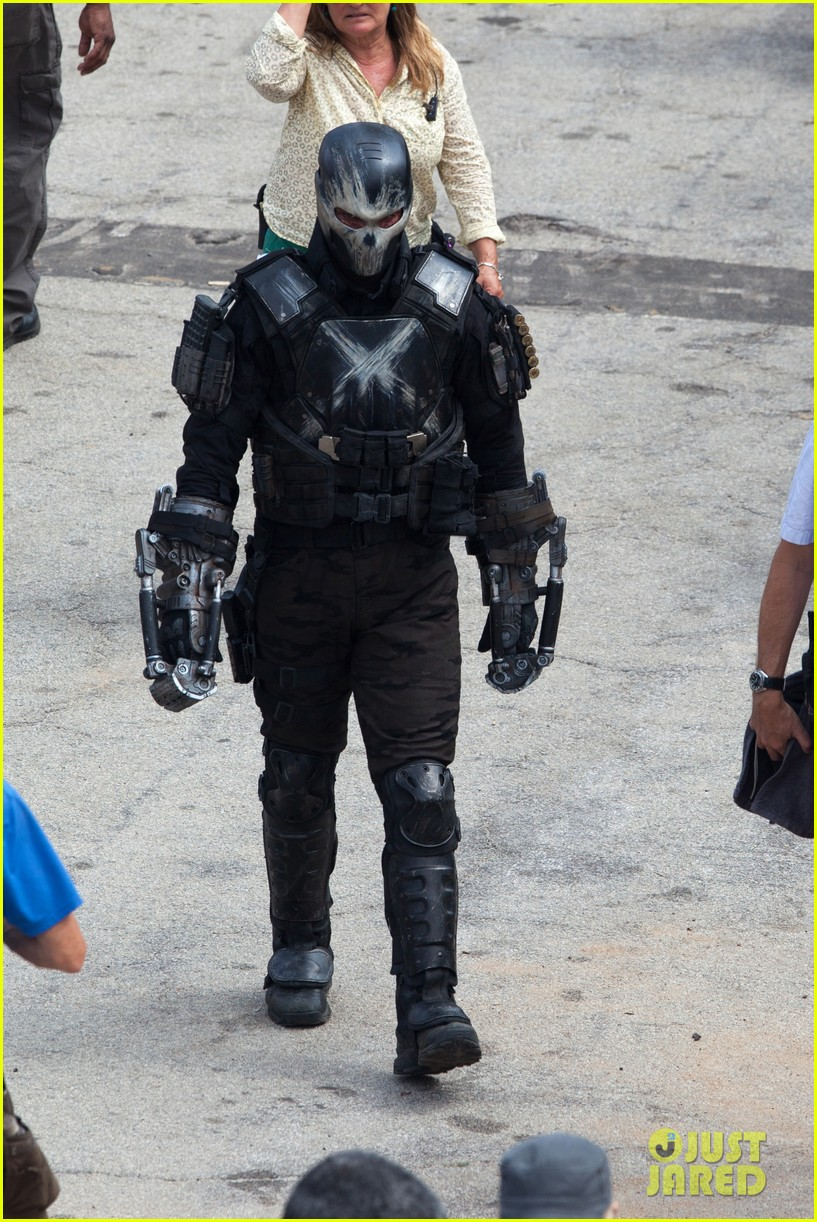Captain America: Civil War Set Photos & Videos 94