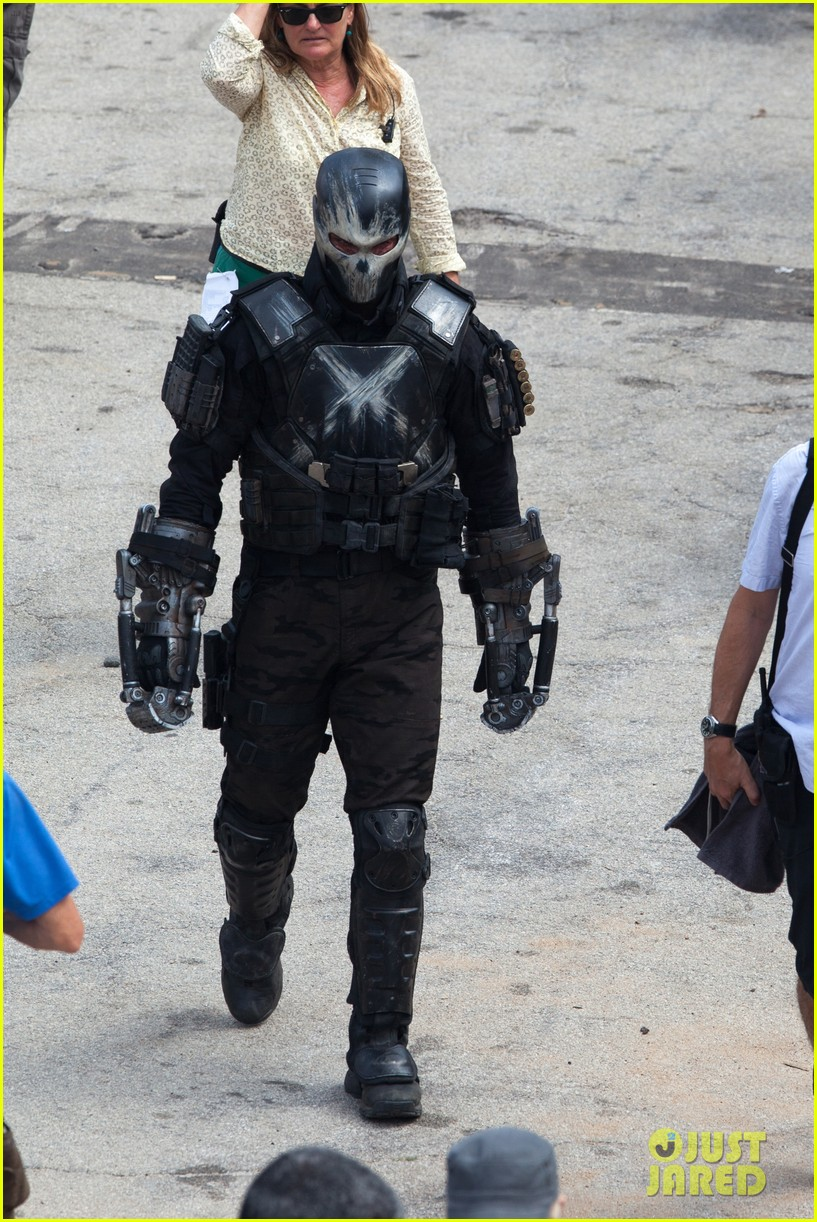 Captain America: Civil War Set Photos & Videos 96