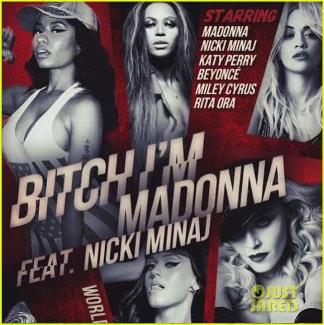 madonna teases star studded bitch im madonna video 03