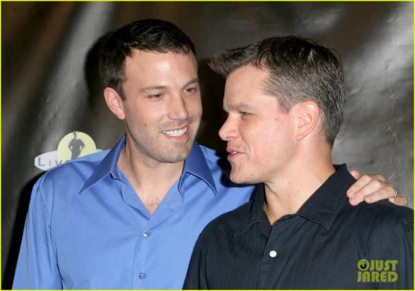 Matt Damon Shares Update on Ben Affleck After His Split ...