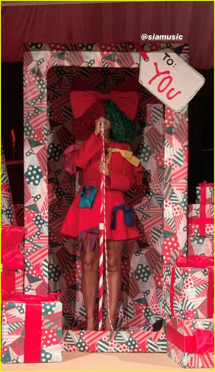 kardashian jenner west christmas eve party 174406722