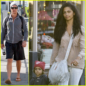 Matthew McConaughey Takin Care Of Business Camila