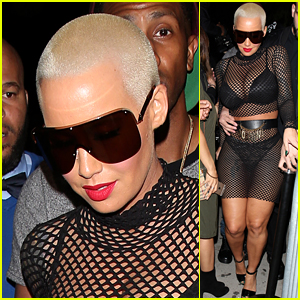 Amber Rose Can't Wait for Her Guest Appearance on 'black-ish'