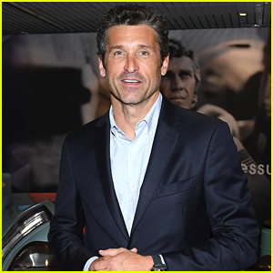 Patrick Dempsey Hosts Tag Heuer Event in Monaco!