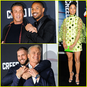 Michael B. Jordan, Sylvester Stallone & More Celebrate 'Creed II' at New York Premiere!