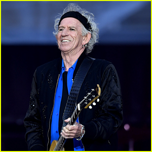 Keith Richards Reveals He Has Stopped Drinking