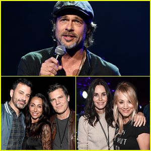 Brad Pitt, Josh Brolin, Courteney Cox & More Honor Chris Cornell at All-Star Tribute Concert!