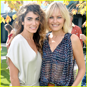 Nikki Reed & Malin Akerman Show Their Support at Bāeo Launch Party