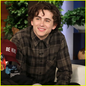 Timothee Chalamet is Obsessed with Co-Star Steve Carrell's Show 'The Office' - Watch Here!
