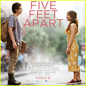 Cole Sprouse & Haley Lu Richardson Fight For Every Inch in 'Five Feet Apart' Trailer - Watch Now!