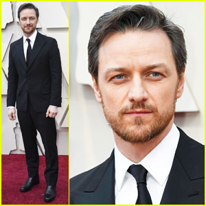 James McAvoy Looks So Suave at Oscars 2019