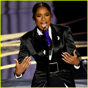 Jennifer Hudson Performs Best Original Song Nominee 'I'll Fight' at Oscars 2019!