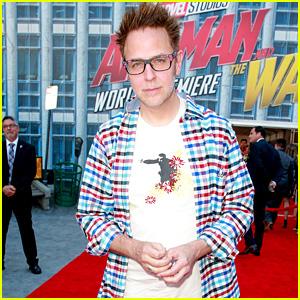 Disney Rehires Director James Gunn for 'Guardians of the Galaxy 3'