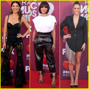 Jessica Szohr, Kat Graham, & Jana Kramer Go Glam for iHeartRadio Music Awards 2019