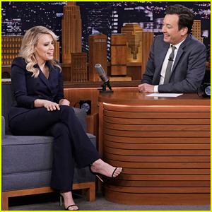 Kate McKinnon Plays Hilarious Round of Hold My Gaze with Jimmy Fallon - Watch Here!